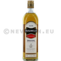 Bushmills original 70cl 40% irish whiskey