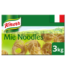 Knorr mie noedels 3kg collezione italiana
