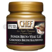 Chef Premium gebonden bruine kalfsfond pasta 600gr Nestlé Professional