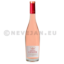 Chateau Cavalier rose Cuvée Marafiance 3L Dubbele Magnum 2016 Cotes de Provence