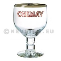Glas Chimay 33cl 6 stuks