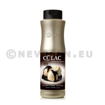 Topping chocolade 1l colac