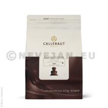 Callebaut donkere Chocolade voor fontein 2,5kg callets