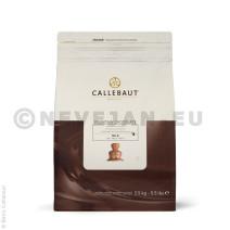 Callebaut Melk Chocolade voor fontein 2,5kg callets