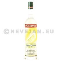Peterman citroenjenever 70cl 20%