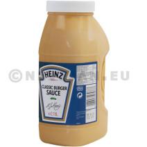 Heinz Classic Burger saus 2.15L 2,5kg