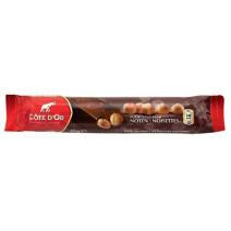 Cote d'Or chocolade repen melk met hele noten 32x47gr