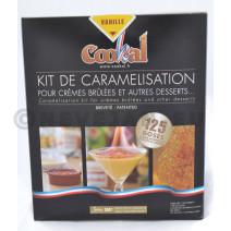 Cookal Karameliseerset vanille 125st + 500 ml