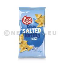 Tortilla Chips Naturel Gezouten 450gr Poco Loco