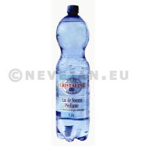 Water bruisend Cristaline 1.5L PET