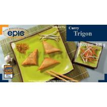 Epic Select Curry Trigon 15gr deegflapje met groentevulling en kerrie 60st Diepvries