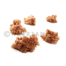 Didess Spongecake chocolade 8st Diepvries