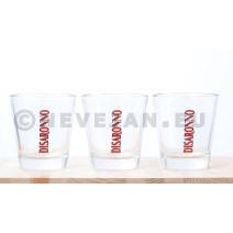 Glas Tumbler Amaretto Disaronno 20cl 6x1st