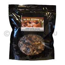 Champignons Eekhoorntjesbrood gedroogd 500g The Wild Mushroom Co