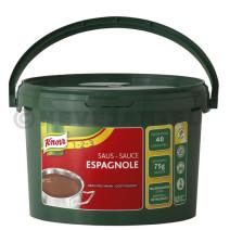 Knorr Espagnole saus poeder 10kg emmer