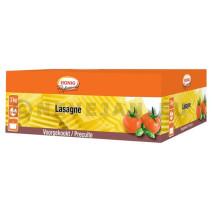 Honig lasagne blad wit 3kg Professional voorgekook