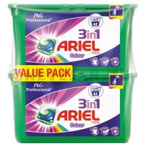 Ariel vloeibaar wasmiddel pods 3in1 38st