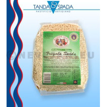 Fregola Sarda Biologisch 500gr Tanda & Spada