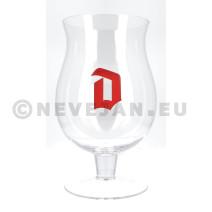 Uniek Mond Geblazen Duvel Glas 3 Liter
