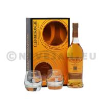 Glenmorangie Original 10 Years 70cl 40% + 2 Glazen Geschenkdoos