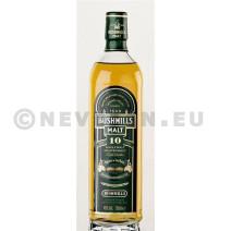 Irish malt whiskey bushmills 10year 70cl 40%