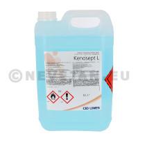Keno sept-g  500ml +pomp desinfecterende gel voor handen