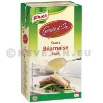 Knorr garde d'or bearnaisesaus minute 1l brick