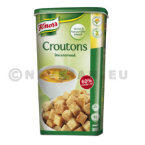 Knorr korstjes croutons bacon 580gr