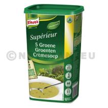 Knorr soep superieur tomaat-pompoen 1.26kg