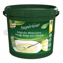 Knorr soep Superieur Belgische witloofsoep 3kg