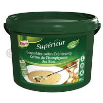 Knorr soep superieur bospaddestoelen 1kg