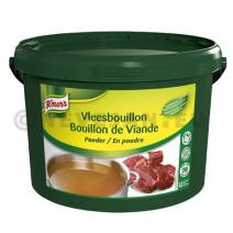 Knorr Vleesbouillon Poeder 5kg emmer