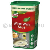 Knorr witte wijnsaus poeder 1.05kg