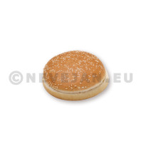 La Lorraine Hamburger Bun 12cm 24x86gr diepvries 2103888