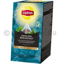 Lipton Tea English Breakfast EXCLUSIVE SELECTION 25st