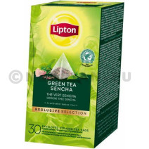Lipton Green Tea Sencha EXCLUSIVE SELECTION 25st