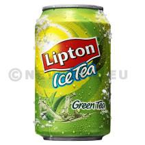 Lipton Ice Tea Green Clear CAN 24x33cl
