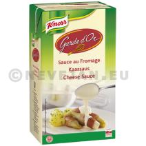 Knorr Garde d'Or kaassaus Minute 1L Brick