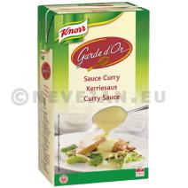 Knorr Garde d'Or Currysaus Minute 1L Brick