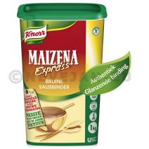 Maizena express donker 1kg bruine sausbinder