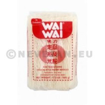 Mihoen Rijstvermicelli 400gr WAI WAI Thailand