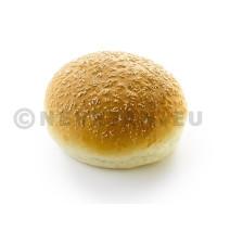 Mini Hamburger Bun 6cm Rustiek 126x27gr Pastridor 1818 Diepvries