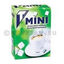 Mini suiker halve klontjes 500gr Tienen