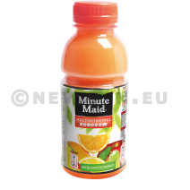 Minute Maid Fruitsap Multivitaminen 24x33cl PET