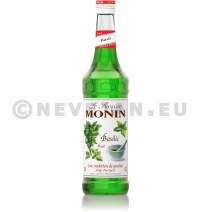 Monin Basilicum siroop 70cl 0%