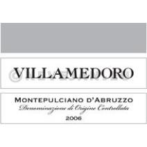 Montepulciano d'Abruzzo rosso 75cl Villa Medoro
