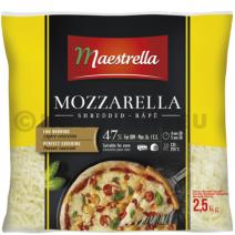 Pizza Kaas Mozzarella geraspt 1kg Vepo