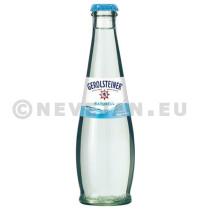 Gerolsteiner Naturelle Gourmet 25cl glazen fles