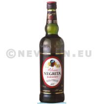 Rum Negrita Brown 1L 38%