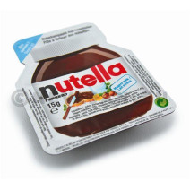 Nutella chocoporties cups 100x18.5gr